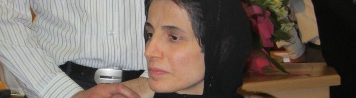 Aidons l'avocate iranienne Nasrin Sotoudeh !